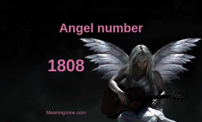 808 angel number meaning